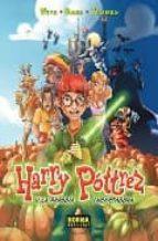 harry pottrez y la parodia encantadora-nadine thomas-9788498144703