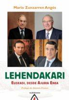 LEHENDAKARI (EBOOK)