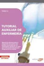 TUTORIAL AUXILIAR DE ENFERMERIA. TOMO II