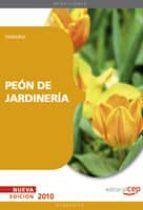 peon de jardineria. temario-9788499377803