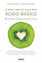 el gran libro del equilibrio ácido-básico (ebook)-anne dufour-catherine dupin-9788499447803