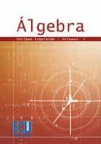 álgebra. vol. i (ebook)-enrique izquierdo-9788499480503