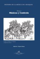 HISTORIA DE LA MÚSICA EN 6 BLOQUES. BLOQUE 1 (EBOOK)