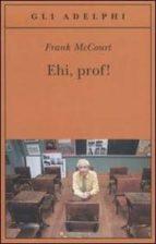 ehi, prof!-frank mccourt-9788845923203
