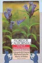 flores de california ii sistema de esencias pluralistas barbara espeche 9789507540103