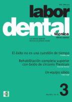 LABOR DENTAL TÉCNICA 3 (EBOOK)