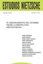 el mejoramiento del hombre desde la perspectiva nietzscheana (ebook) jesús conill sancho cdlen12786603