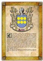 apellido gallén / origen, historia y heráldica de los linajes y apellidos españoles e hispanoamericanos (ebook) antonio tapia cdlhf00015403