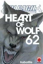 BLEACH Nº 62: HEART OF WOLF