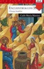 Encuentros con Jesús (eBook-ePub) (Sauce)