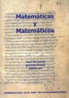 MATEMATICAS Y MATEMATICOS
