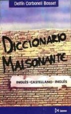 DICCIONARIO MALSONANTE INGLES-CASTELLANO-INGLES