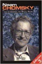 CONVERSACIONES CON NOAM CHOMSKY (2ª ED.)