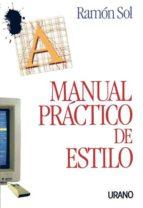 MANUAL PRACTICO DE ESTILO