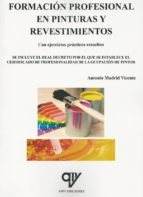 FORMACION PROFESIONAL EN PINTURAS Y REVESTIMIENTOS
