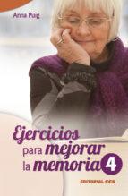 EJERCICIOS PARA MEJORAR LA MEMORIA, 4