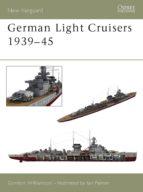 GERMAN LIGHT CRUISERS 1939-45 (EBOOK)