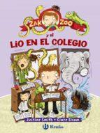 Zak Zoo Y El Lío En El Colegio (Castellano - Bruño - Ficción)
