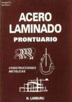 ACERO LAMINADO: PRONTUARIO