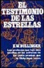 EL TESTIMONIO DE LAS ESTRELLAS