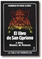 SAN CIPRIANO Y OTROS MANUALES DE POTENCIA