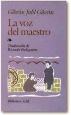 Voz Del Maestro, La (Biblioteca Edaf)