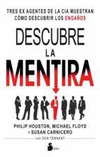 DESCUBRE LA MENTIRA (EBOOK)