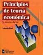 PRINCIPIOS DE TEORIA ECONOMICA (2ª ED.)