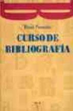 CURSO DE BIBLIOGRAFIA