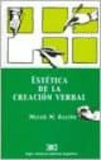 ESTETICA DE LA CREACION VERBAL