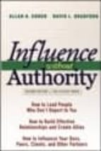INFLUENCE WITHOUT AUTHORITY (2 REV ED)