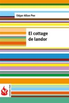 El cottage de landor: (low cost). Edición limitada (Ediciones Fénix)