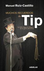 MUCHOS RECUERDOS DE TIP (EBOOK)