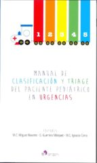 Manual De Clasificación Y Triage Del Paciente Pediátrico En Urgencias