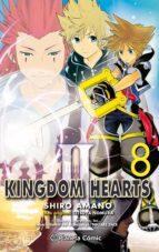 Kingdom Hearts II nº 08/10