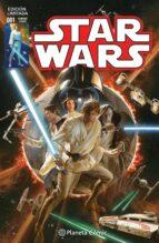 Star Wars nº 01 (cubierta especial) (Star Wars: Cómics Grapa Marvel)