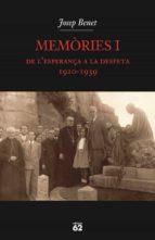 MEMÒRIES I (EBOOK)