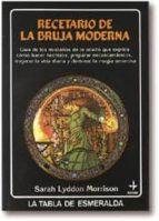 RECETARIO DE LA BRUJA MODERNA
