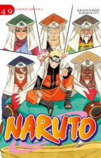 Naruto nº 49 (EDT) (Manga)