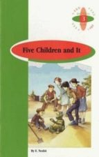 FIVE CHILDREN AND IT (1º ESO)