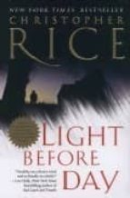 [(Light Before Day)] [by: Christopher Rice]