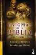 Enigmas de la biblia al descubierto (Booket Logista)