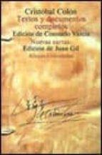 Textos y documentos completos: Relaciones de viajes, cartas y memoriales (Alianza Universidad (Au))