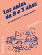 LAS AULAS DE 0 A 3 AÑOS (EBOOK)
