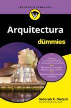 ARQUITECTURA PARA DUMMIES (EBOOK)