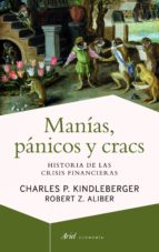 MANÍAS, PÁNICOS Y CRACS (EBOOK)