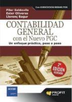 CONTABILIDAD GENERAL CON EL NUEVO PGC 2ª EDICION REVISADA (EBOOK)