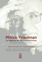 MILTON FRIEDMAN (EBOOK)