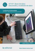 BASES DE DATOS RELACIONALES Y MODELADO DE DATOS. IFCT0310 (EBOOK)