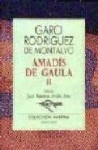 AMADIS DE GAULA (VOL. II)